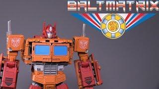 Fire Guts Optimus Prime - a ChromeTyranno Custom