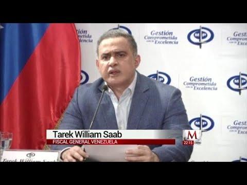 Fiscal de Venezuela anuncia procesos de investigación por la violencia en protestas