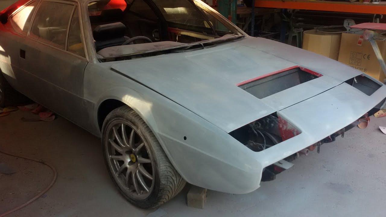 parts shop ferrari classic pouch complete set