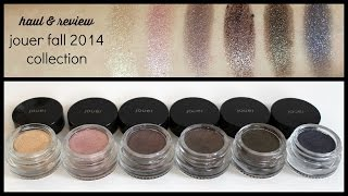 Jouer Fall 2014 Collection | Haul & Review Thumbnail