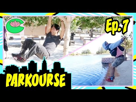 Parkourse Pond Edition! (Ep.7)