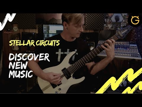 "Stellar Circuits ""Nocturnal Visitor"" Guitar Playthrough Mp3"