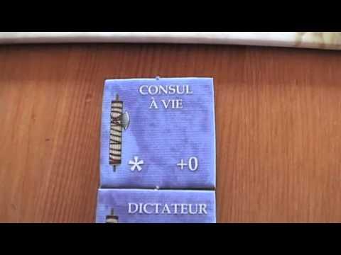 S05E02 - Res Publica Romana : Mise en place du scénario Haute République
