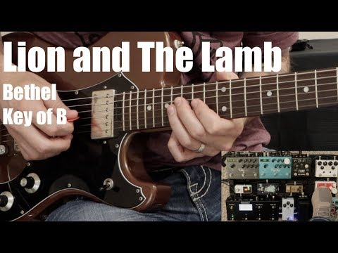 Lion And The Lamb | Lead Guitar