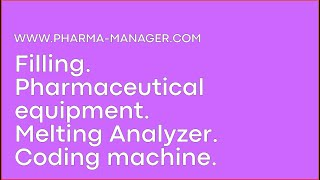 Упаковочное оборудование для фармацевтического производства на www.Pharma-Manager.com(www.Pharma-Manager.com Фармацевтическое оборудование, профессиональные консультации в выборе. ФАБРИКА 29 Большой..., 2013-02-25T10:50:06.000Z)