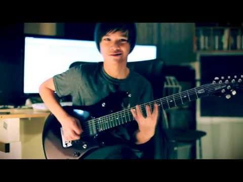 Northlane - Scarab Guitar Cover