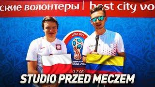 POLSKA VS KOLUMBIA - STUDIO W KAZANIU