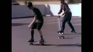 Skateboard Camera Work 1989 Oscar Award Style Robert Kittila