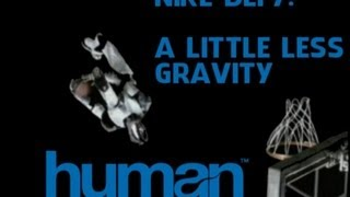 Nike Defy: A little less gravity
