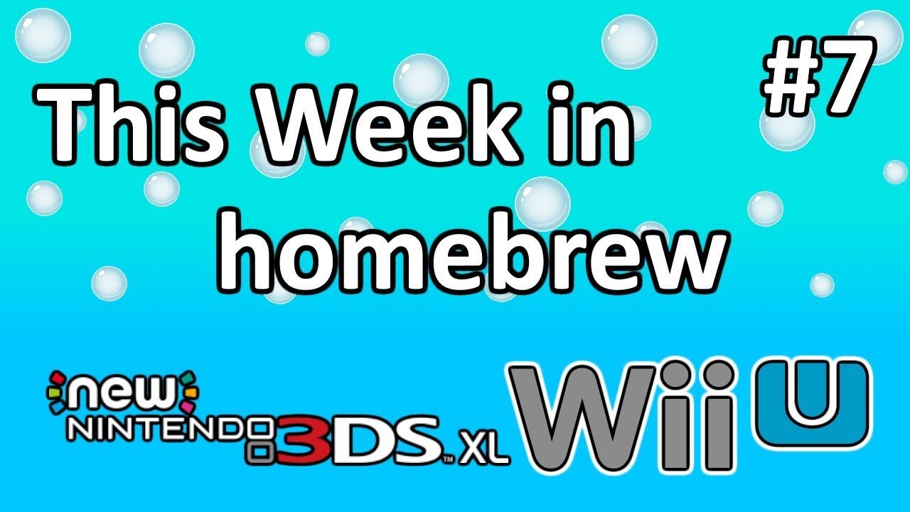 This Week In Homebrew #7: DSi CFW Guide, PKSM & PKHex US/UM Support, LED  Changing & More