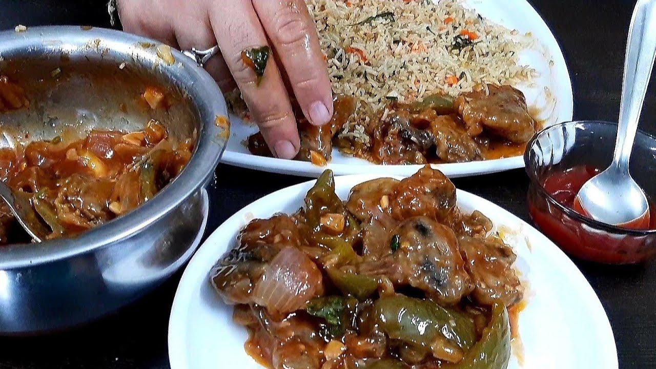 Chilli Mushroom | Veg Fried Rice | Chilli Garlic Gravy Mushroom Recipe |  Maa Ki Recipe Ep -69