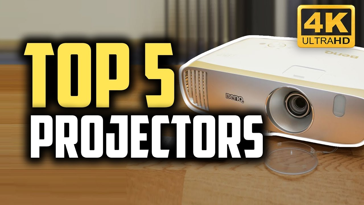 ba3c546f84ae18 Best 4K Projectors in 2019 | Bring The Cinema To Your Home! - YouTube