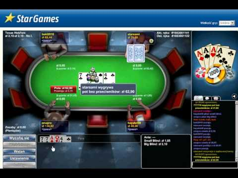 Jak wygląda poker w stargames