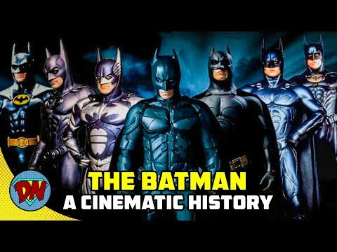 The Batman - A Cinematic History | DesiNerd