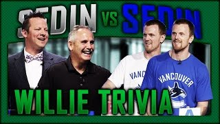 Sedin vs Sedin: All About Willie (Season 2, Episode 4)