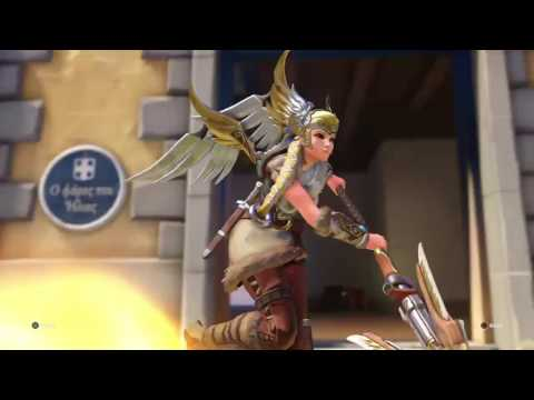 Overwatch Highlights #87: Mercy (SECURING THE POINT)