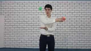 Обучение жонглированию. Трюки от Садохи (15)