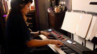 Liquido - Narcotic | Vkgoeswild piano cover видео