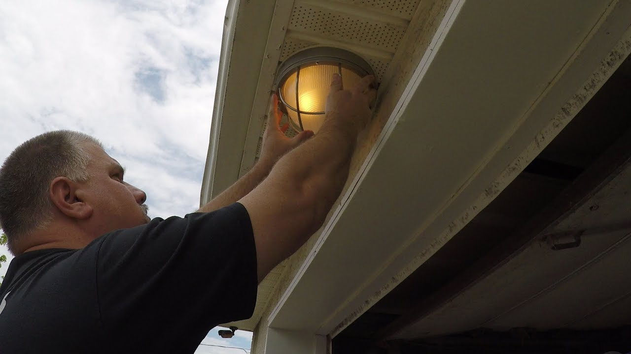 outdoor ceiling lights. How To Install Outdoor Ceiling Lighting Fixture Lights O
