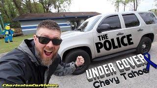 Chevrolet Tahoe PPV 2013 Videos