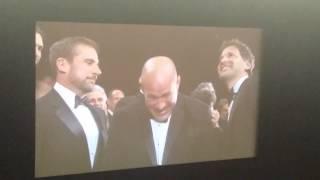 Foxcatcher @ Cannes: Channing Tatum, Mark Ruffalo, Steve Carell Lift Director Bennett Miller 5.19.14