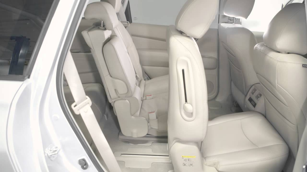2014 Infiniti Qx60 Seat Adjustments Youtube