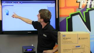 Western Digital WD Sentinel DX4000 Small Office Storage Server Showcase NCIX Tech Tips