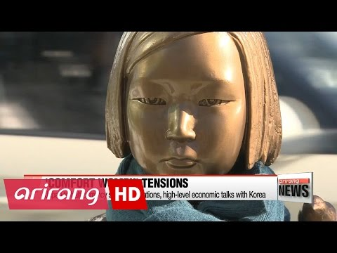 Japan recalls its ambassador to Seoul, consul general in Busan over 'comfort woman' statue