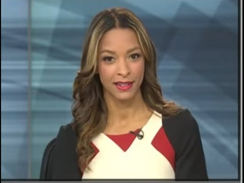 Constance Jones Anchoring WAGA FOX 5 Atlanta 5 & 6PM s