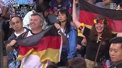 Halbfinale! DRV-7s lassen dem Gegner keine Chance | Deutschland - Uganda 26:0 | DAZN