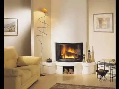Creative Corner Fireplace Decor Ideas Youtube