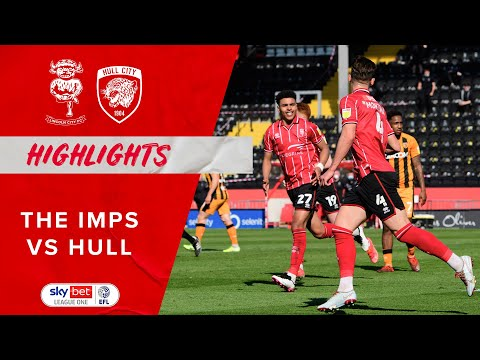 Lincoln Hull Goals And Highlights
