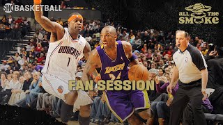 Fan Session: Kobe, NCAA Basketball, Funniest Fan Interactions | ALL THE SMOKE