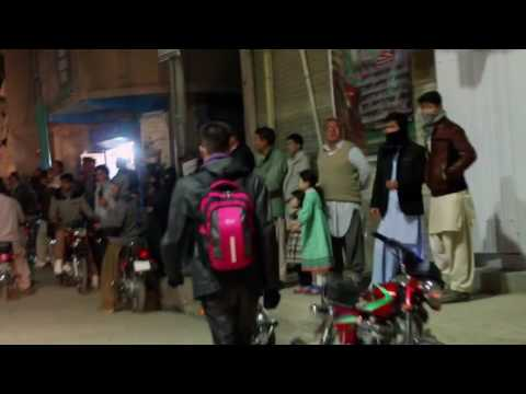 Zaireen Arrival From Karbala to Pakistan -Quetta