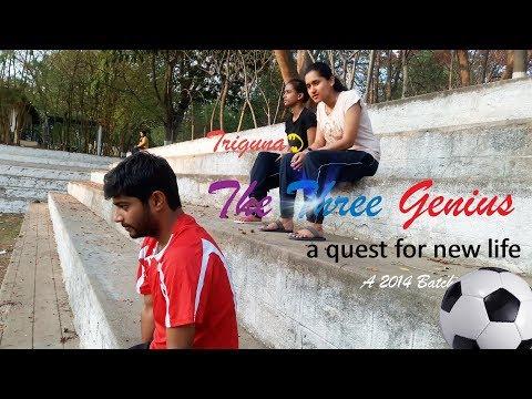 Three Genius   Bangalore student life   The Svyasa yoga short film