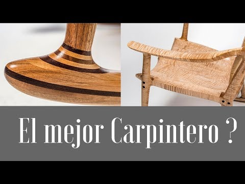 EL MEJOR CARPINTERO DEL MUNDO MUNDIAL video de inspiracion para carpinteros DIY