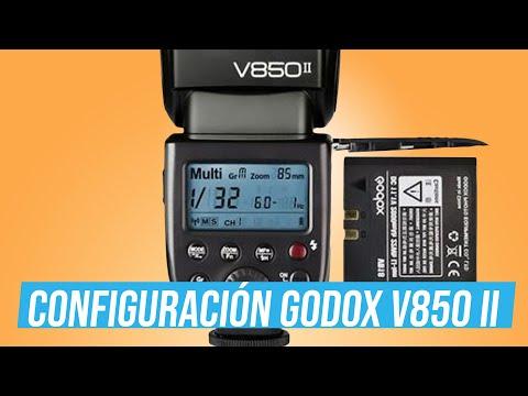 Configuración flash Godox