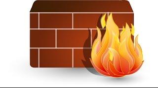 Linux - Firewall einrichten