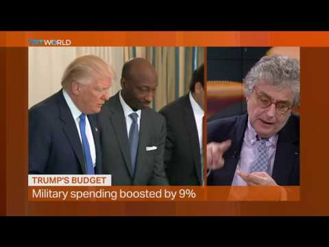 Money Talks: Trump's 2018 budget