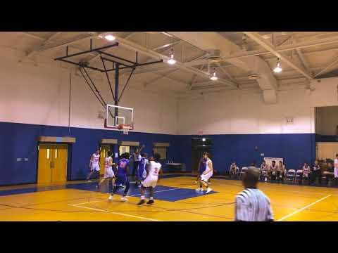 CVHAA vs Church Hill Academy  January 9, 2018