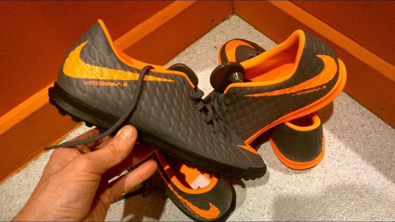 sports shoes ed47b a64bd Nike Hypervenom PhantomX 3 Club TF Nike Hypervenom PhantomX 3 Club IC
