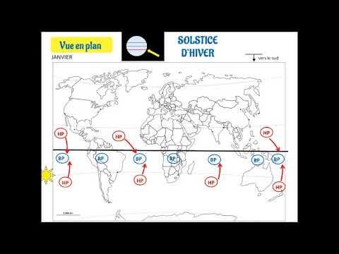 GEO 4 - Circulation Atmosphérique Générale