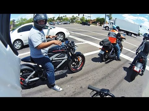 2015 Harley Davidson LiveWire  - Test Ride Review