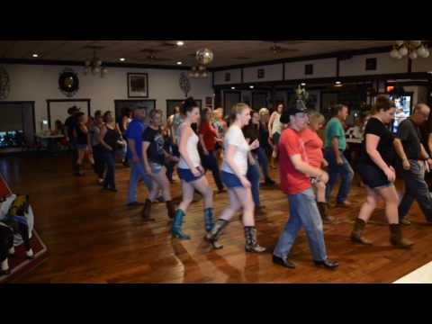 Hometown Girl - Line dance demo