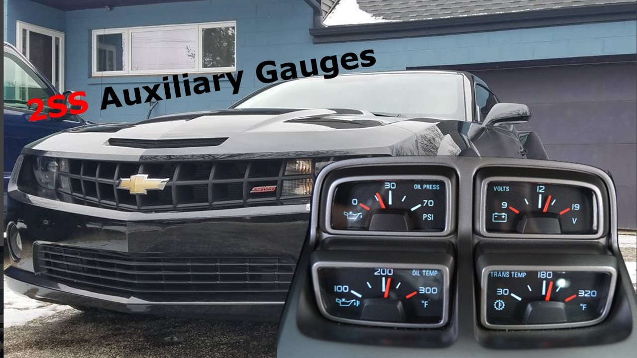small resolution of 2ss gauge cluster install