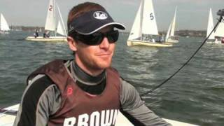Laser Sailing - Fred Strammer Roll Tack - from Sailgroove.org