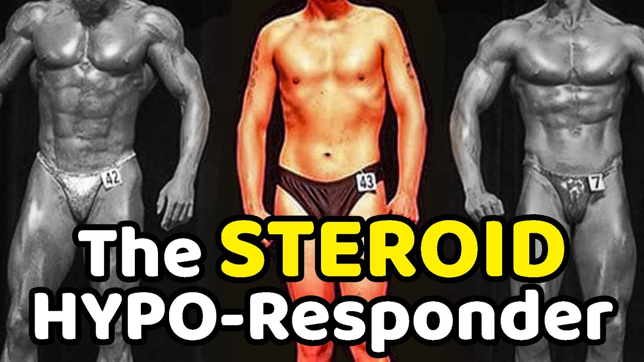 The Steroid HYPO-Responder (the story you never hear)