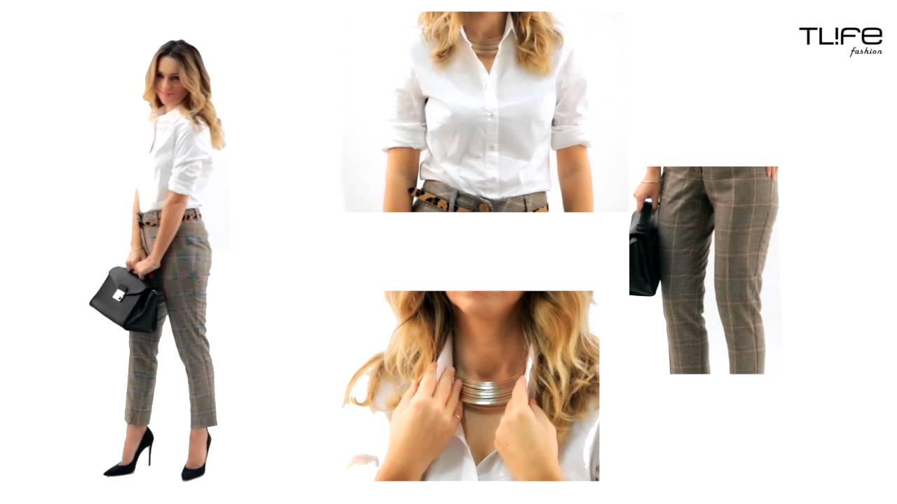 981e315328f2 Tlife.Gr-7 τρόποι να φορέσεις ένα λευκό πουκάμισο! - YouTube