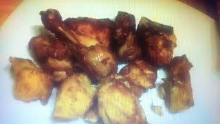 pepper chicken fry (Deep Fried Chicken)