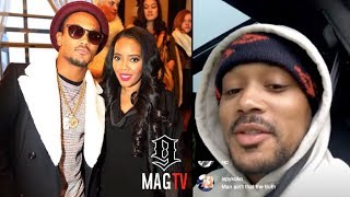 Romeo Talks How He & Angela Simmons Created Growing Up Hip Hop!